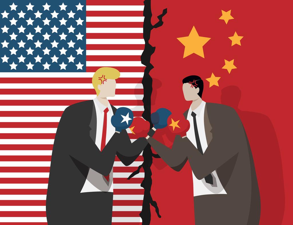 アメリカ 戦争 と 中国